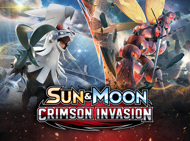 Sun & Moon--Crimson Invasion